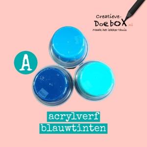 acrylverf kopen blauwtinten