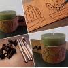doebox kaarsen maken