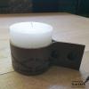 thuis kaarsen maken