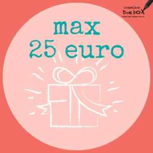 Cadeautjes tot 25 euro