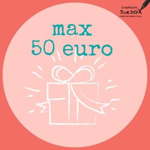Cadeautjes tot 50 euro