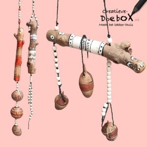 decoraties met drijfhout