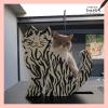 kat beschilderen thuispakket